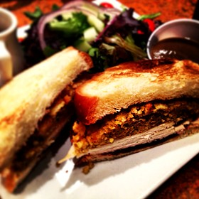 Thanksgiving Sandwich - Regi's American Bistro, Baltimore, MD