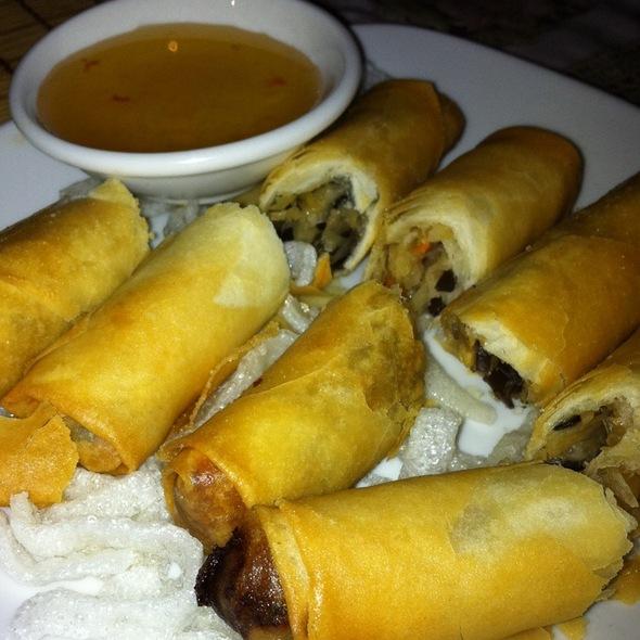 Spice Thai Cafe Toronto Menu