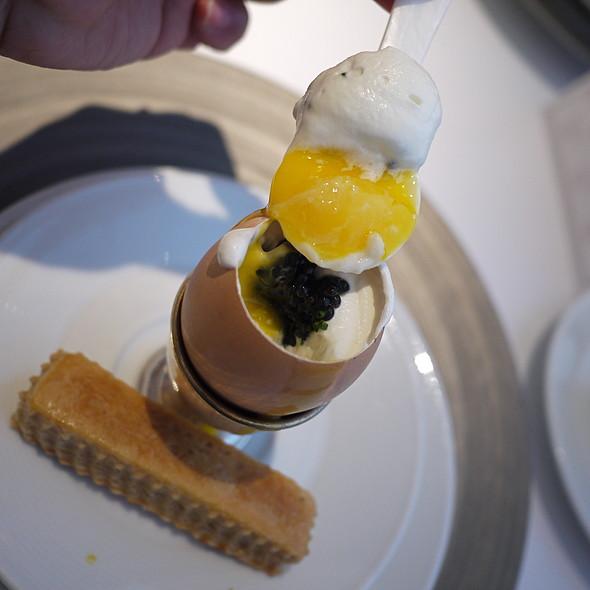 Egg Caviar - Melisse, Santa Monica, CA