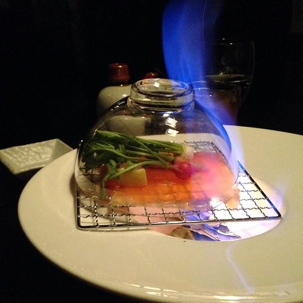 Smoked salmon - NINJA NEW YORK, New York, NY