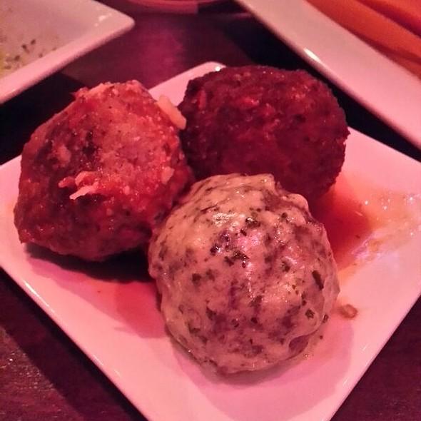 Homemade Meatballs - Washington Park Grille, Denver, CO