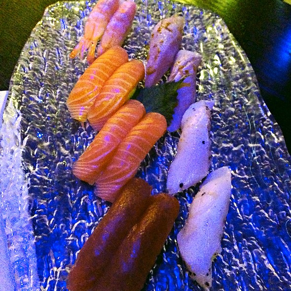 Sashimi Platter - Arashi Sushi, Los Angeles, CA
