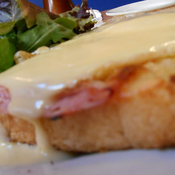 Croque Mademoiselle  - Angus' Cafe Bistro, New York, NY