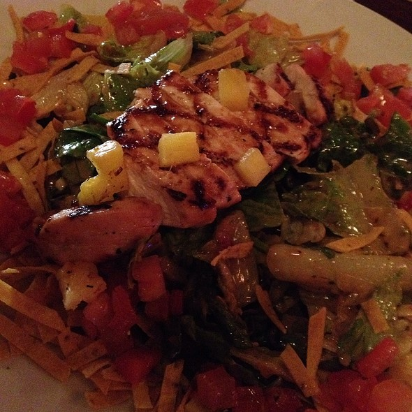 Flame Grilled Chicken Salad - Atria's - Murrysville, Murrysville, PA
