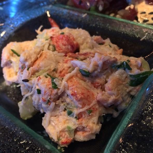 Lobster Salad - Mitchell's Fish Market - Tampa, Tampa, FL