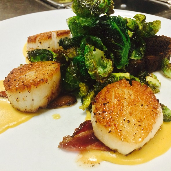 Scallops - The Blue Star, Colorado Springs, CO