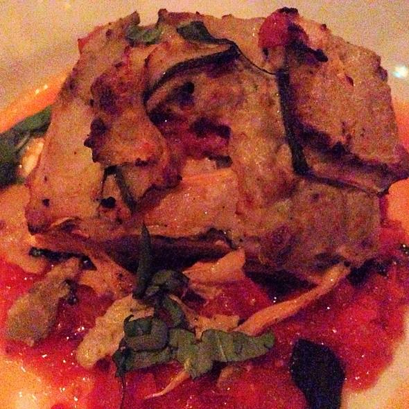 Summer Squash & Tofu Lasagna - Skinner's Loft, Jersey City, NJ