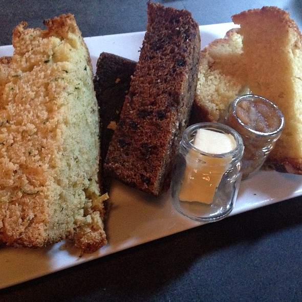 Zucchini Bread And Banana Bread With Apple Butter - Friend of a Farmer, New York, NY