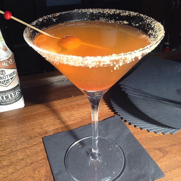 """""""B.R.T."""" Martini - Artisan, Paso Robles, CA"""