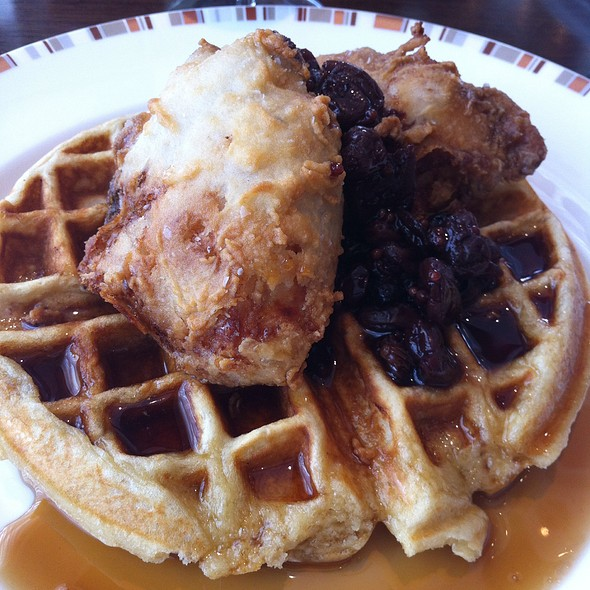 Chicken and Waffles - Paramour, Wayne, PA