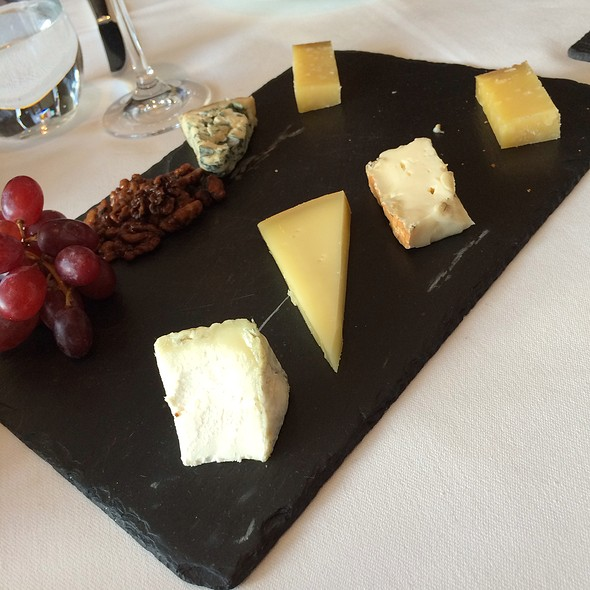 Cheese Selection - Galvin at Windows, London