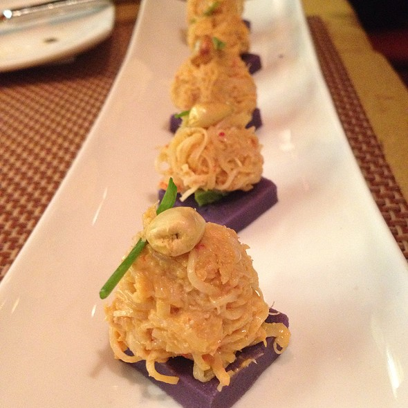 Spicy Crab Potato Sushi - Zengo - D.C., Washington, DC