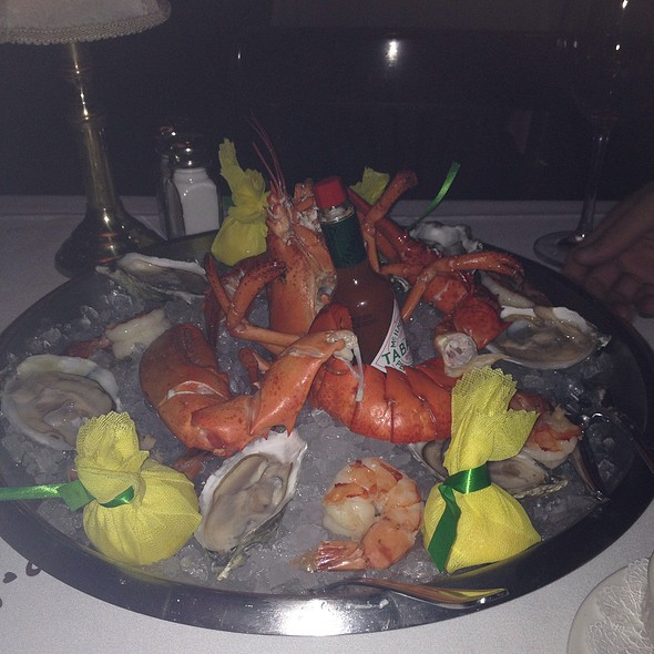 Seafood Platter - The Capital Grille - Kansas City, Kansas City, MO