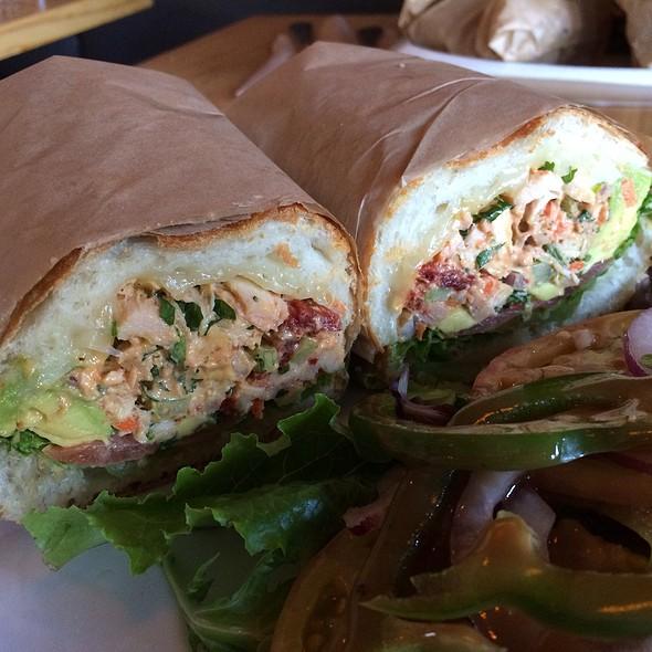 Sandwich De Pollo Rostisado - Gilberth's Rotisserie & Grill, San Francisco, CA