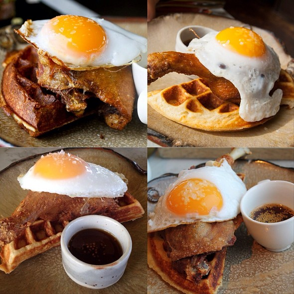 Duck amp waffle london opentable