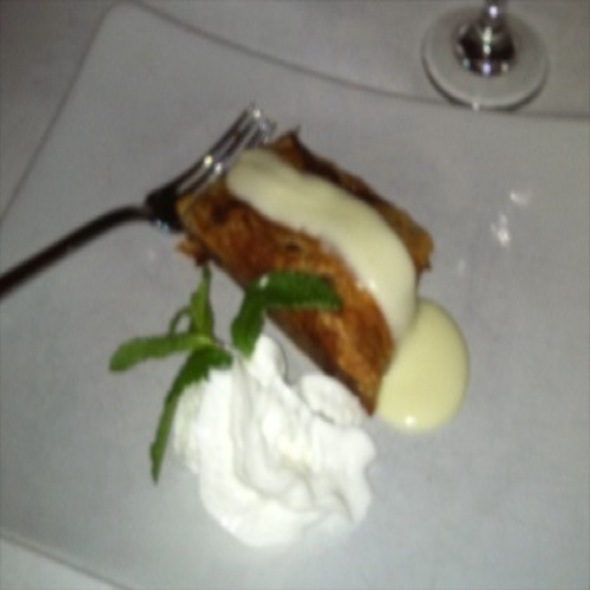 Apple Struedel - Frankie & Johnnie's Steakhouse - Rye, Rye, NY
