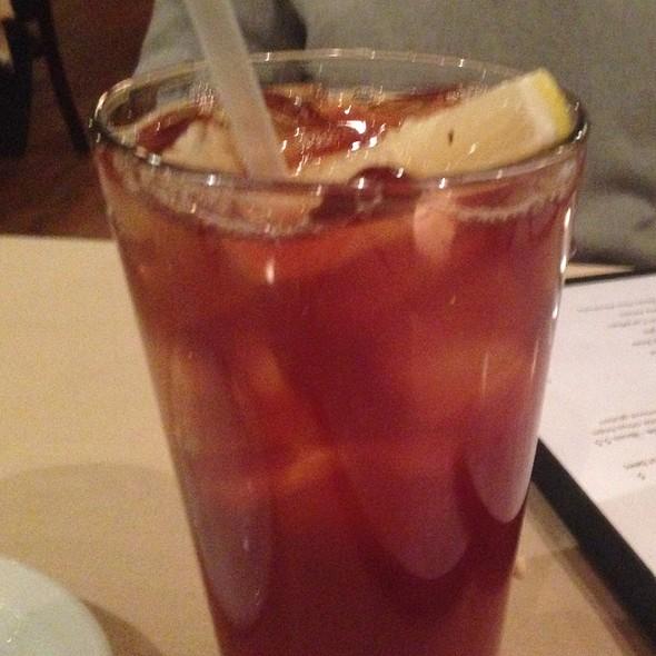 Iced  Tea - Avli Restaurant, Winnetka, IL