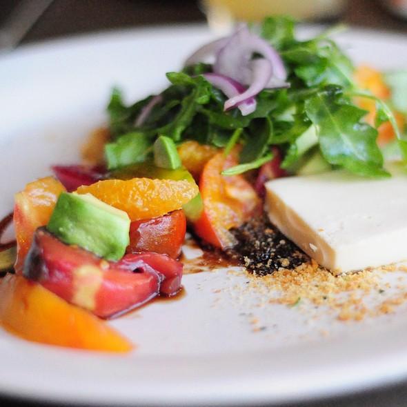 Heirloom Tomato Salad - Gram & Dun, Kansas City, MO