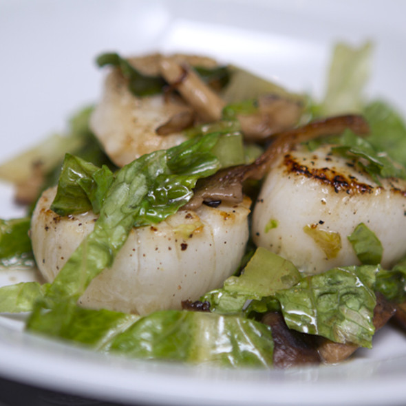 Sea Scallops - The Crossing, Clayton, MO