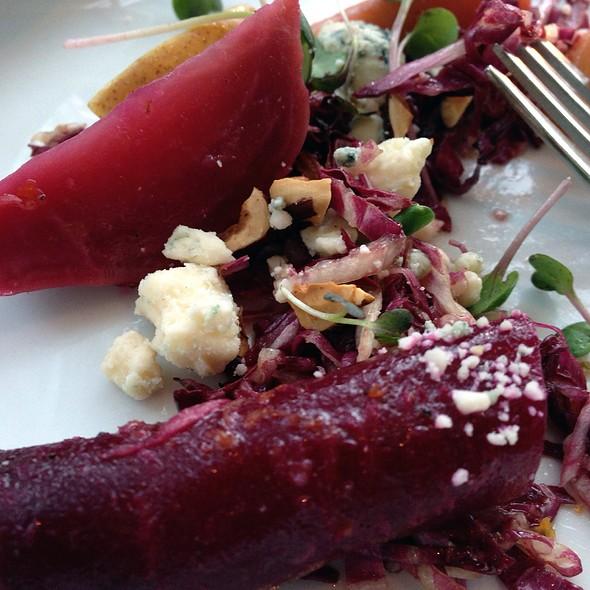 Roasted Beet Salad - L'Etoile Restaurant, Madison, WI