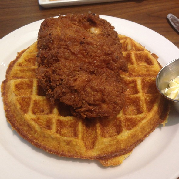 Chicken and Waffles - The Original, Portland, OR
