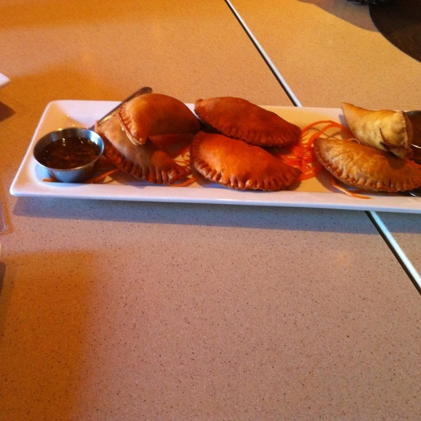 empanadas - Mago Grill & Cantina - Arlington Heights, Arlington Heights, IL