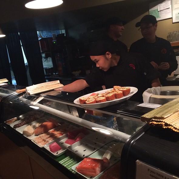 Sushi Area - Sushi Zushi - Downtown, San Antonio, TX