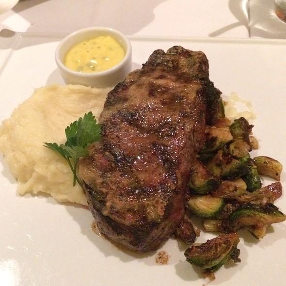 12Oz New York Strip Steak - JRDN Restaurant, San Diego, CA