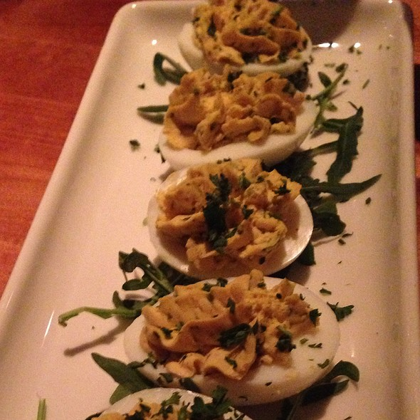 Deviled Eggs - Salt Creek Grille - Dana Point, Dana Point, CA