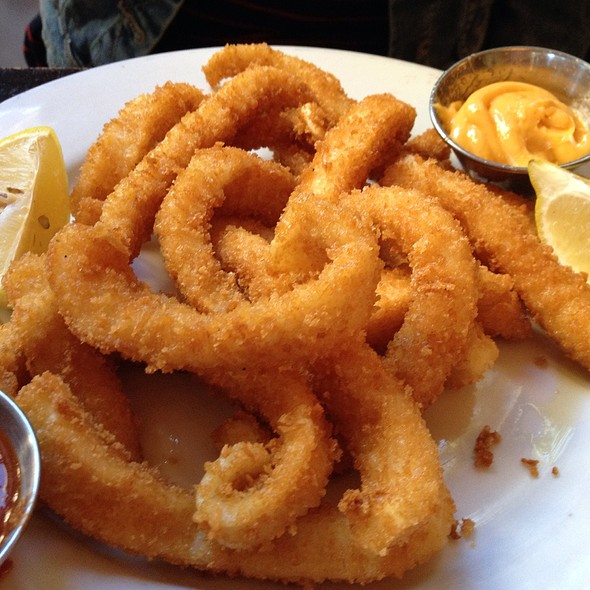 Calamari - Bonnie Ruth's Neighborhood Bistro, Frisco, TX