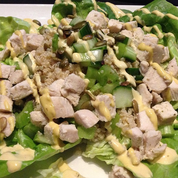 Quinoa Salad - Chili U, Libertyville, IL