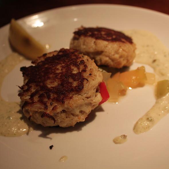 Crab Cakes - Amen Street Fish + Raw Bar, Charleston, SC