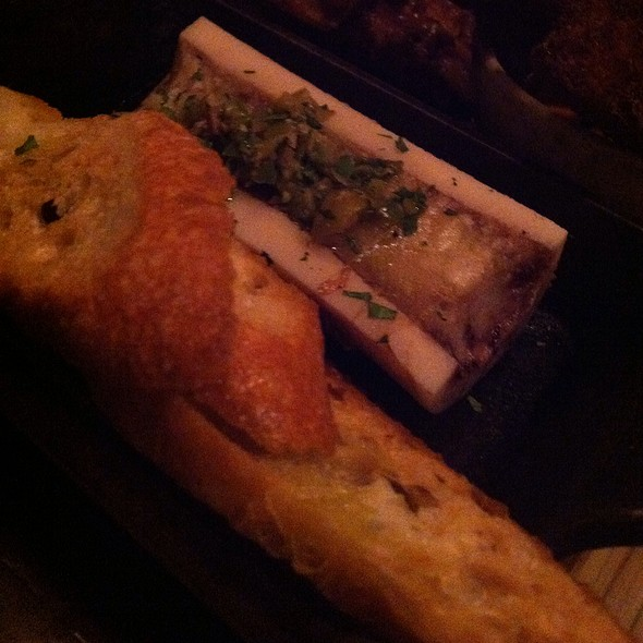 Bone Marrow - Meriwether's Restaurant & Skyline Farm, Portland, OR