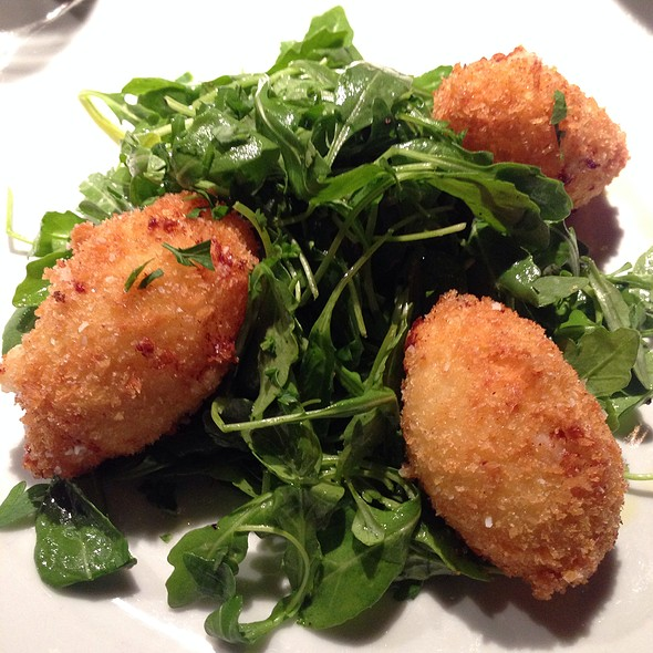 potato and cheese croquette - Betty, Seattle, WA
