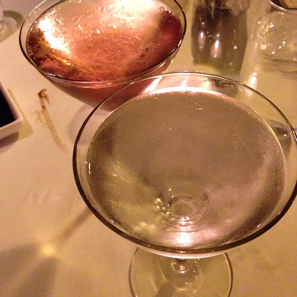 Due Uva Cocktail - Boulevard 18, New Canaan, CT