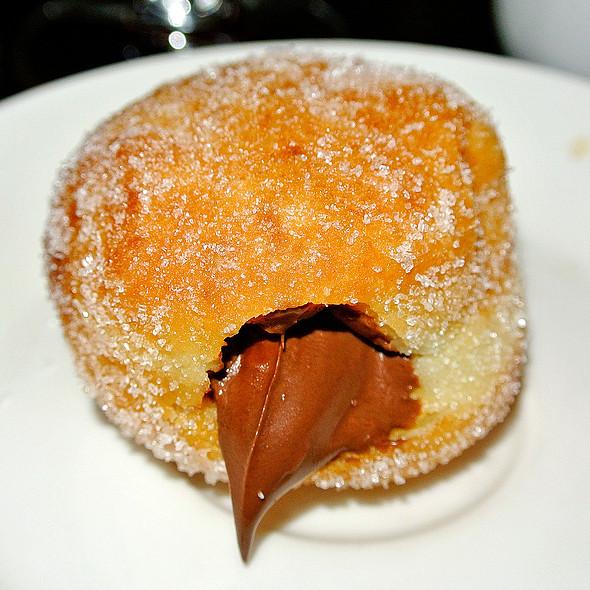 Nutella Stuffed Donut - Trace - W - Austin, Austin, TX