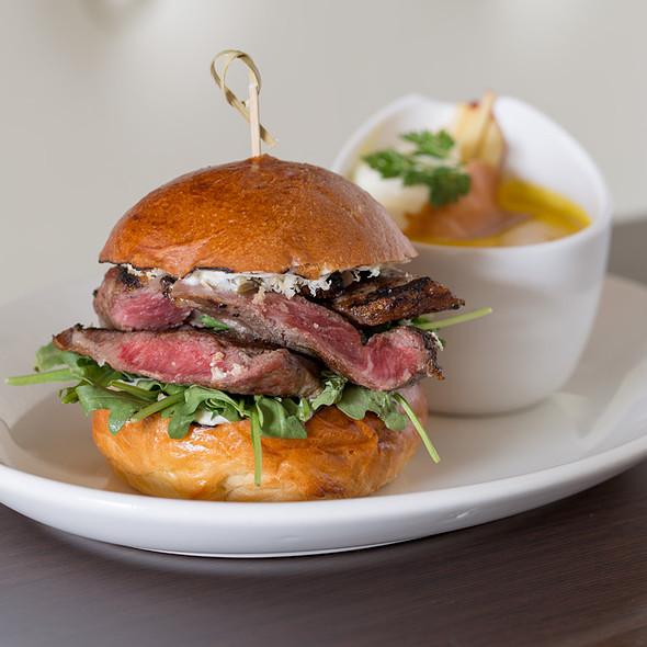 Grilled Ribeye Sandwich - Paramour, Wayne, PA