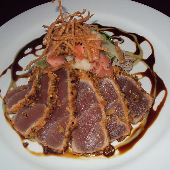 Sesame Wasabi Tuna - Pearl's Saltwater Grille, Savannah, GA