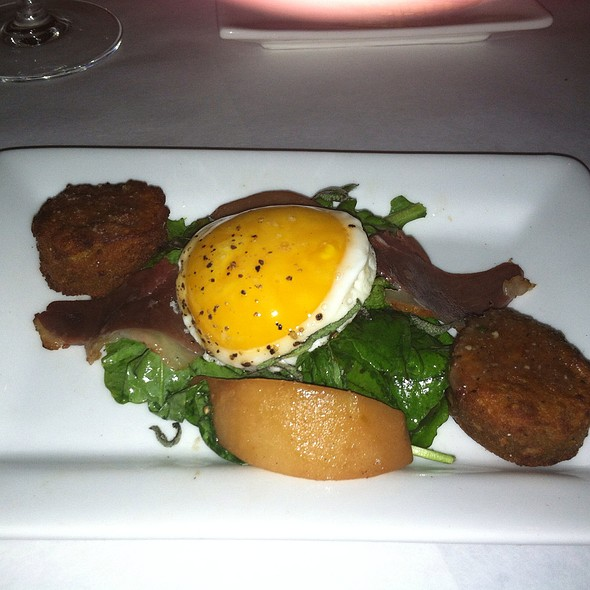 New Duck Salad - Stella's Bistro - Simpsonville, Simpsonville, SC