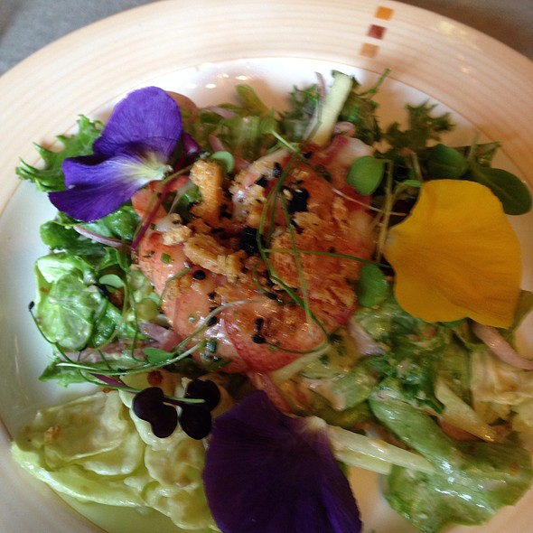 Lobster Ceaser Salad - Fiola, Washington, DC