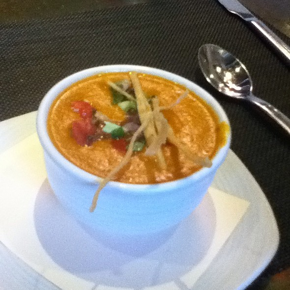 Tortilla Soup - AKASHA, Culver City, CA