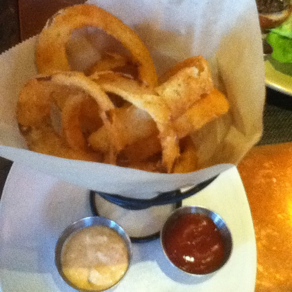 Onion Rings - AKASHA, Culver City, CA