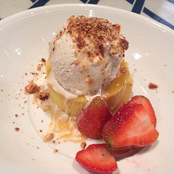 Cornbread Pudding - Slightly North of Broad, Charleston, SC