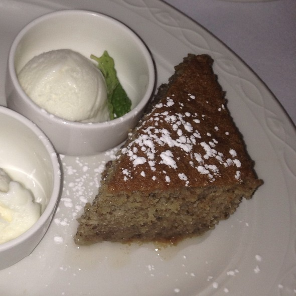 Honey Walnut Cake - Estia - Philadelphia, Philadelphia, PA