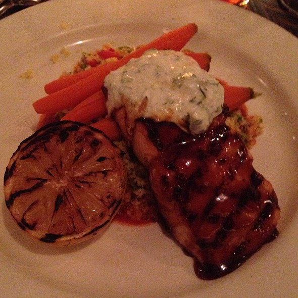 Salmon - Beacon Bar and Grill, Washington, DC