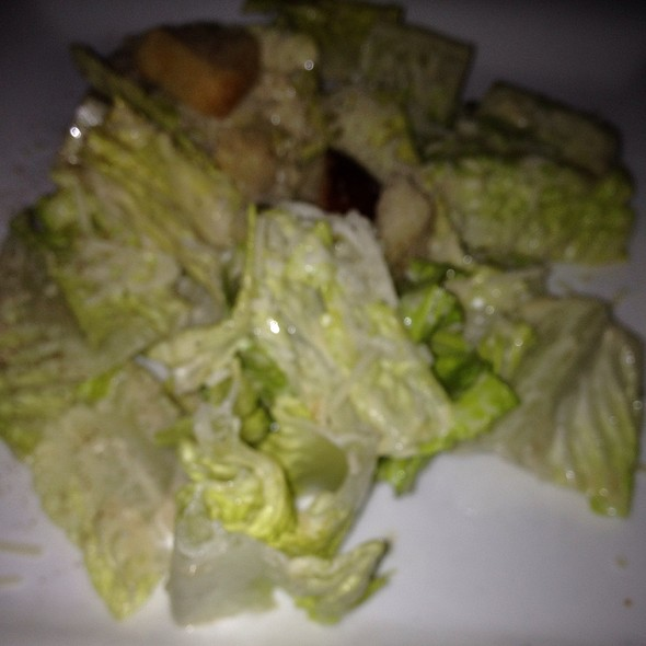 Ceasar Salad - Rapscallion Seafood House & Bar, Reno, NV