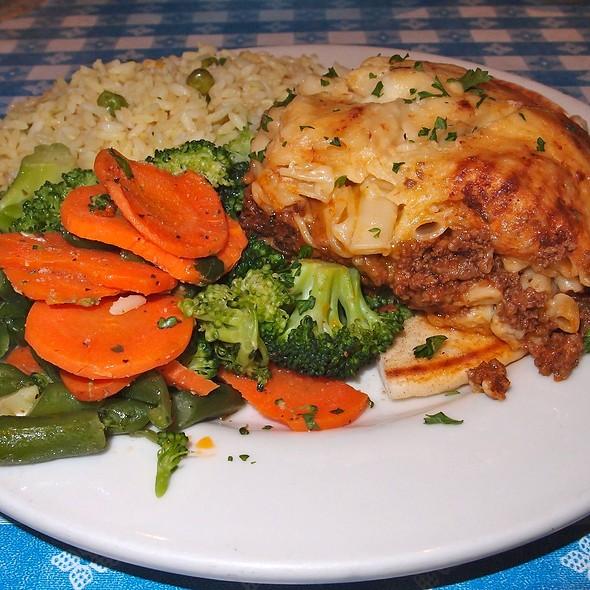 George S Greek Cafe Sunday Brunch Price