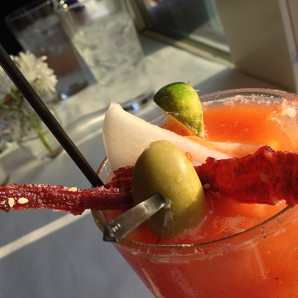 Bloody Mary - Pasteur, Chicago, IL