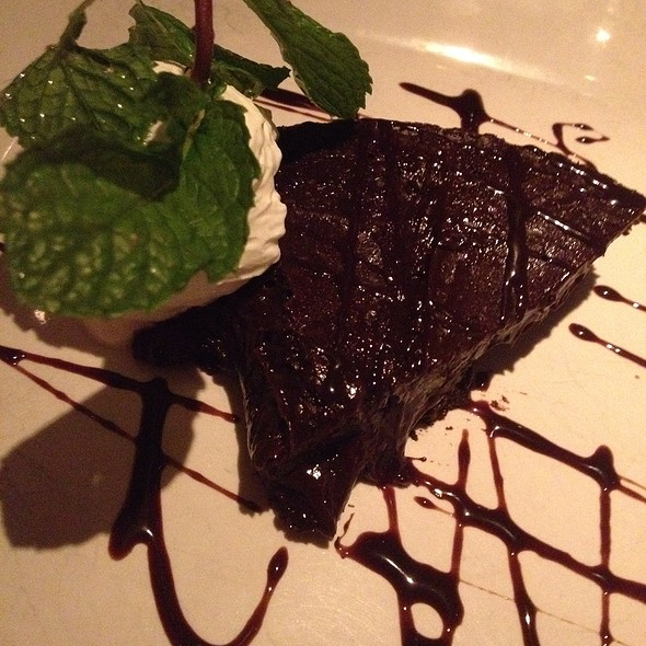 Chocolate Cake - Il Postino, New York, NY