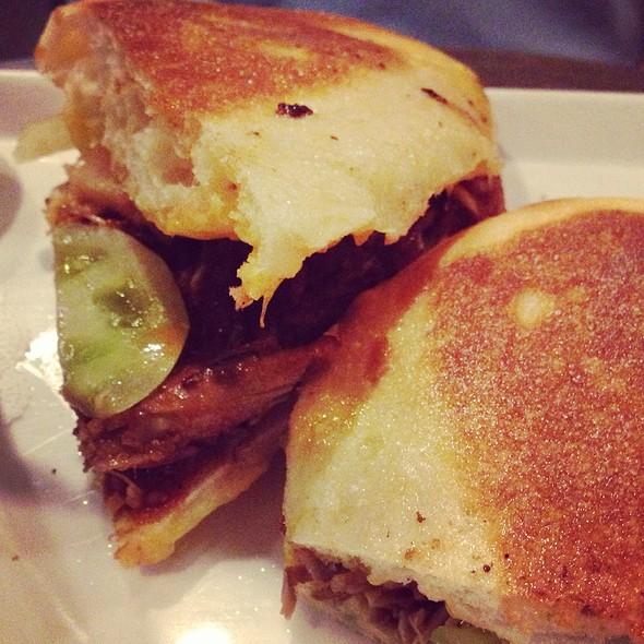 Bbq Duck Sandwich - Black Sheep Restaurant, Jacksonville, FL